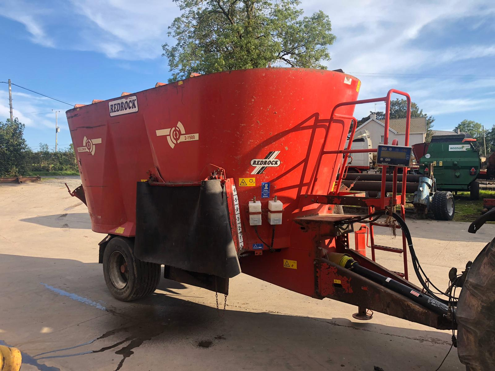 Twin Auger Diet Feeder